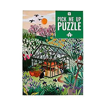 500 Piece Jigsaw Puzzle | Gardening Game Adults Kids Party Gift