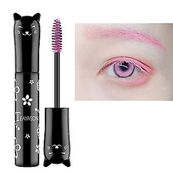 Curving Lengthening Mascara Waterproof Longlasting Makeup Eye Cosmetic