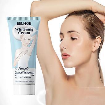 Body Armpit Whitening Cream Skin Lightening Bleaching Cream Underarm Dark Legs