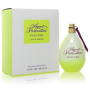 Agent Provocateur Electric Eau De Parfum Spray By Agent Provocateur 3.4 oz Eau De Parfum Spray