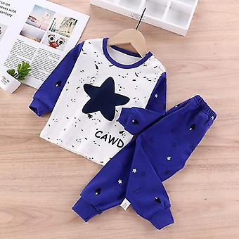 Baby Clothing Set Kids Autumn Winter Clothes Infant Outfits Suit Pajama