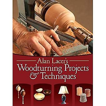 Alan Lacer's Puunpudotusprojektit ja -tekniikat