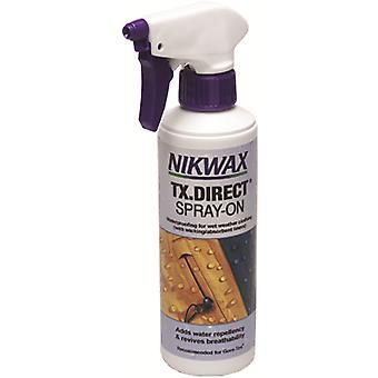 Highlander Nikwax Spray op Tx directe Waterproofer behandeling 300ml