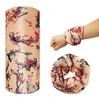 Bandana skjerf ring, barn multifunksjonell sømløs rørformet magisk bandanas tube