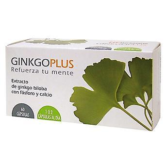 Herbofarm Ginkgoplus Herboginkgo 60 Tablets
