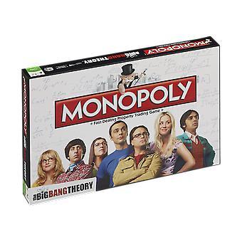 Monopoly - big bang theory edition