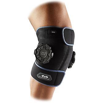McDavid Sports TrueIce Knie bein Kompression Unterstützung Brace EasyFill Eis Reservoir