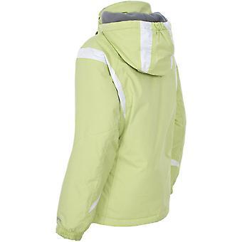 Overtreding jongeren meisjes Vanetta Zip van waterdichte Ski jas