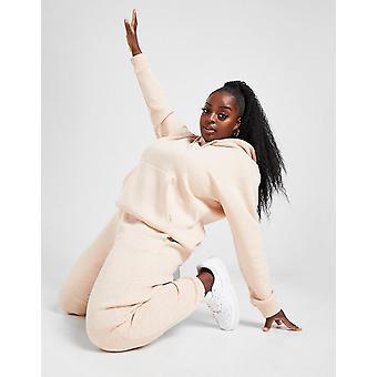 New McKenzie Women's Marl Plus Size Joggers Orange