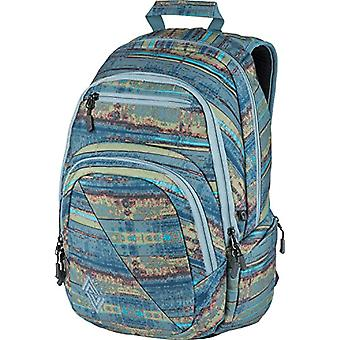 Nitro Snowboards 2018 Casual Backpack, 49 cm, 29 liters, Blue (Frequency Azul)