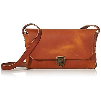 s.Oliver (Bags) 201.10.003.30.300.2041260, City Bag, Tasca Donna, Marrone (8786 Brown), One Size