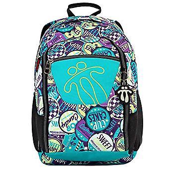 Totto Mochila P Tablet Y Pc Casual Backpack Cartridge 40 centimeters 25 Multicolor (Multicolor)(1)