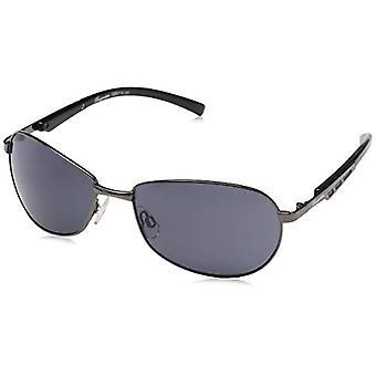 Burgmeister - نظارات شمسية SBM114-181 البيضاوي، رجال، رمادي
