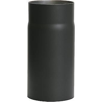 331700 Ofenrohr Senotherm 2 mm, 120 x 250 mm, schwarz