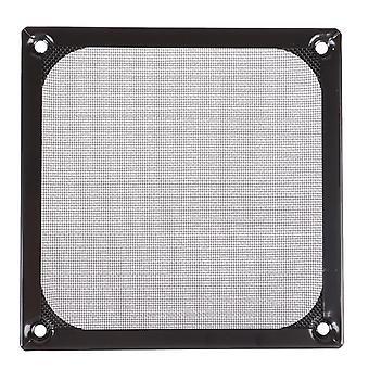 Алюминиевый компьютер Вентилятор Охлаждение Пылезащитный фильтр щит