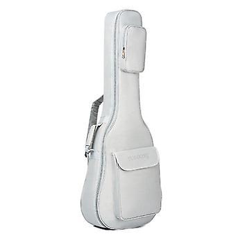 Wasserdichter Rucksack Oxford Stoff Gitarre Fall Kaffee Gig Tasche