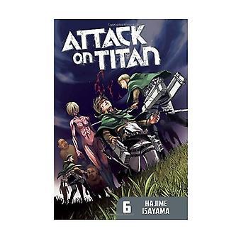 Attack on Titan 6 Paperback