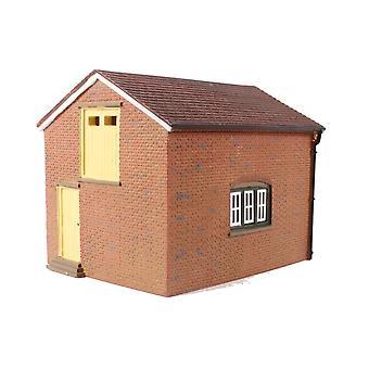 Hornby Timber Store & Workshop Model