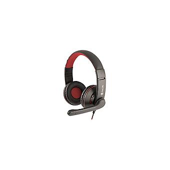 Gaming Earpiece With Microphone Ngs Vox420dj Pc, Ps4, Xbox, Smartphone Black