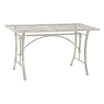 Tisch DKD Home Decor Metall im Alter (100 x 50 x 56 cm)