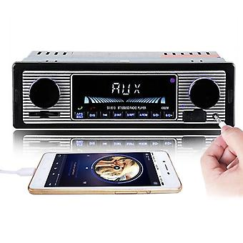 Bluetooth Auto Car Stereo Radio, Mp3 Player, Tf, Fm, Aux Input Receiver, Usb