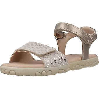 Geox Sandals J Sandal Haiti Girl Color C2010