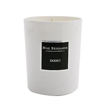 Max Benjamin Candle - Dodici 190g/6.5oz