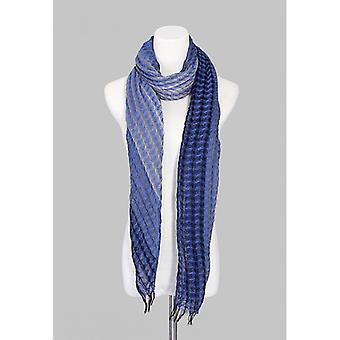 Sciarpa autunno/inverno - Blu - S603-2