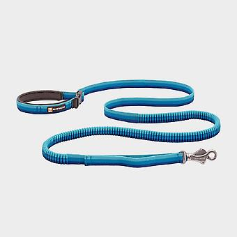 New Ruffwear Roamer Bungee Dog Leash Blue