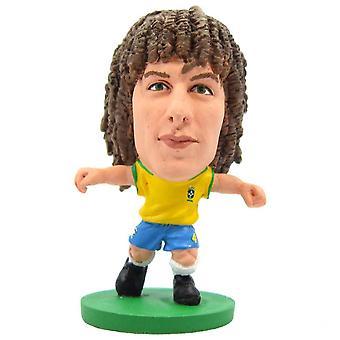 Brasil SoccerStarz David Luiz Official Licensed Product