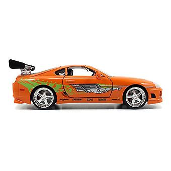 Brian's 1995 Toyota Supra Sports Die-cast Speelgoed auto