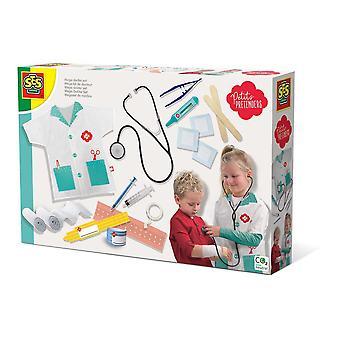Petits Pretenders Kinder Mega Doctor Set