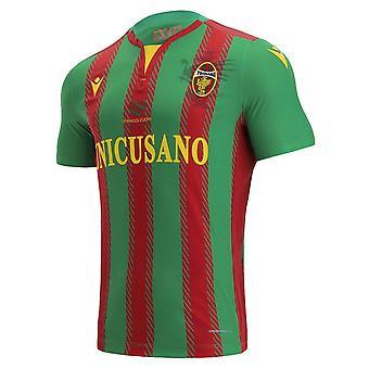 2021-2022 Ternana Hem skjorta