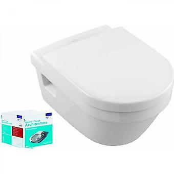 Combipack Suspended Toilet