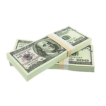 Spielgeld - $100 (100 Noten)