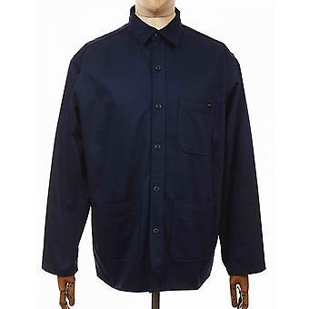 Edwin Jeans Major Shirt - Navy Blazer