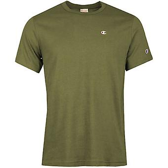Champion Reverse Weave Crew Neck T-Shirt