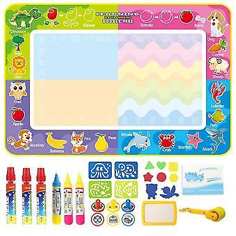 Doodle Mat Coolplay Magic Water piirustus piirustus taulu lelut lapsille