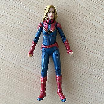 Captain Marvel Action Doll Collection Spielzeug