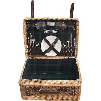 County Fitted Picnic Basket