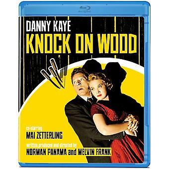 Klop op hout (1954) [BLU-RAY] USA import