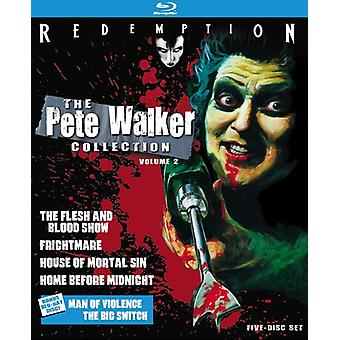 The Pete Walker Collection II [BLU-RAY] USA import