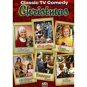 The Ultimate Classic TV Christmas Comedy Collection [DVD] USA import