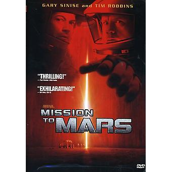 Mission to Mars [DVD] USA import
