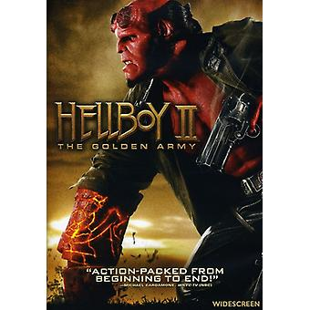 Hellboy 2-Golden Army [DVD] USA import
