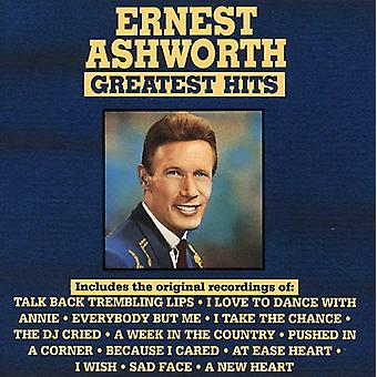 Ernest Ashworth - Greatest Hits [CD] USA import