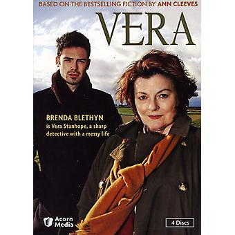 Vera [DVD] Yhdysvallat tuoda
