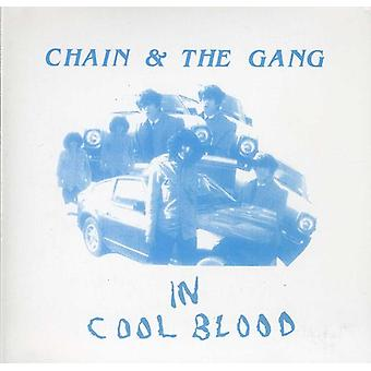 Chain & the Gang - In Cool Blood [CD] USA import