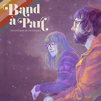 Band a Part - Maravillas De La Ciencia [CD] USA import