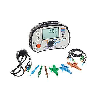 Kewtech Digital 5 in 1 Meter van de Mulifunction Test
